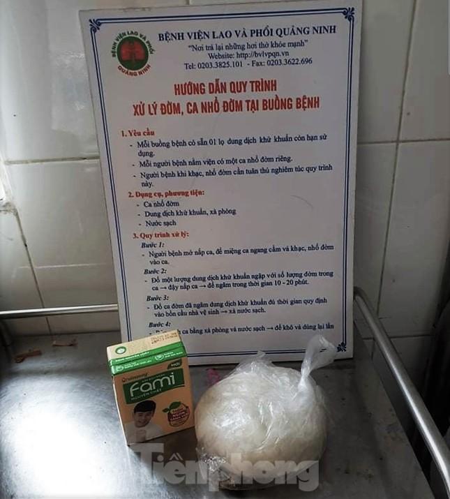 Công an, Thanh tra vào cuộc vụ bữa ăn bị 'cắt xén' trong khu cách ly ở Quảng Ninh ảnh 6