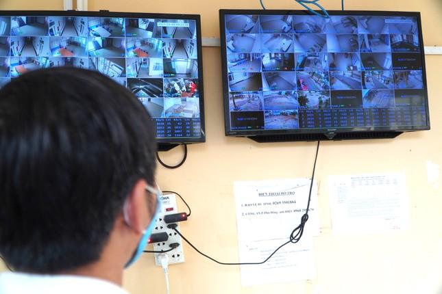 Có gì bên trong bệnh viện dã chiến điều trị bệnh nhân COVID-19 ở Gia Lai? ảnh 11