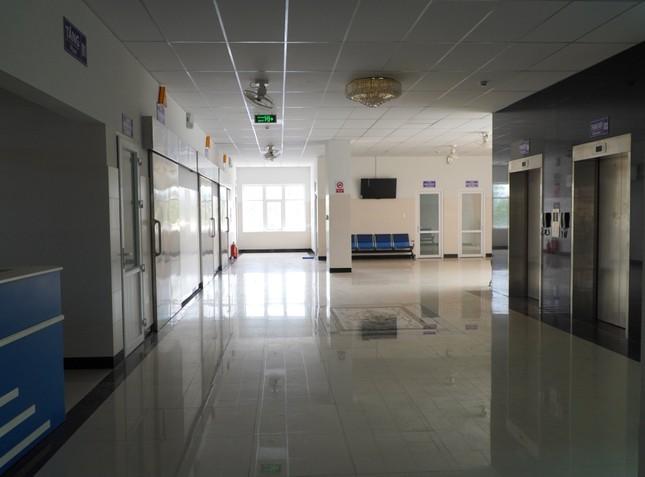 Có gì bên trong bệnh viện dã chiến điều trị bệnh nhân COVID-19 ở Gia Lai? ảnh 8