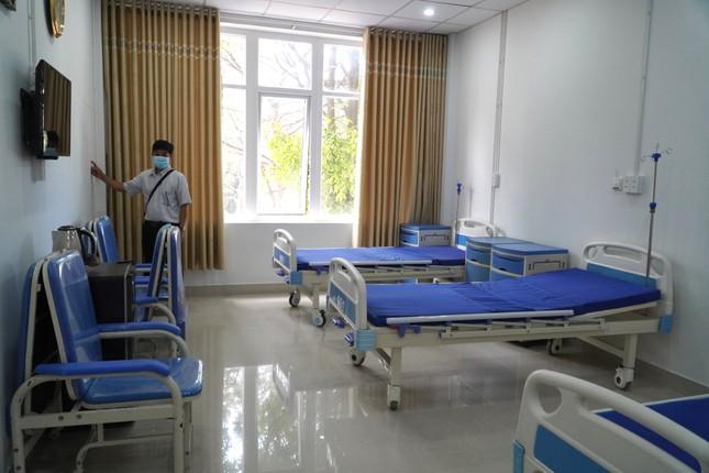 Có gì bên trong bệnh viện dã chiến điều trị bệnh nhân COVID-19 ở Gia Lai? ảnh 3