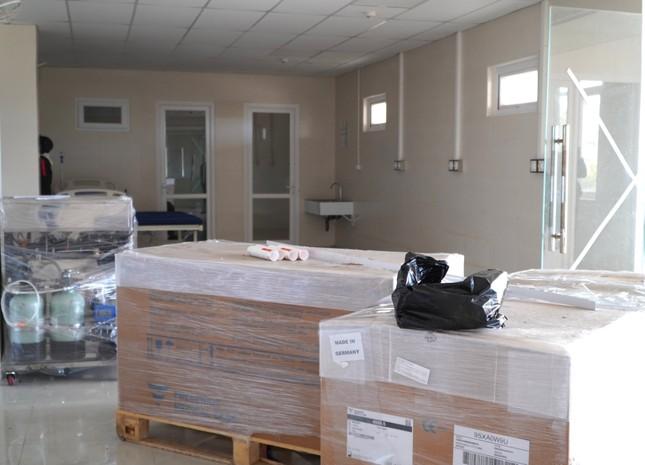 Có gì bên trong bệnh viện dã chiến điều trị bệnh nhân COVID-19 ở Gia Lai? ảnh 10