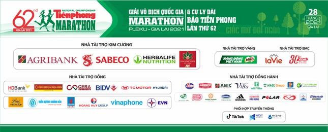 Nhiều lãnh đạo tỉnh Gia Lai sẽ chạy giải Tiền Phong Marathon 2021 ảnh 3