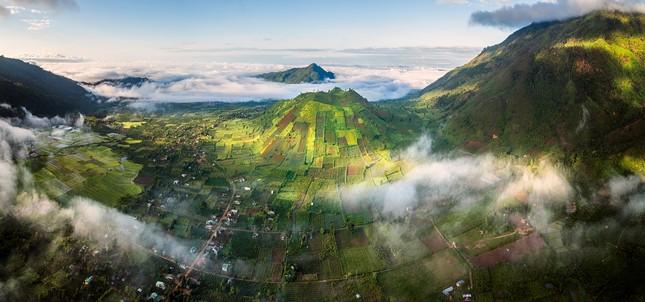 Chiêm ngưỡng núi lửa Chư Đăng Ya lúc mặt trời mọc ảnh 5