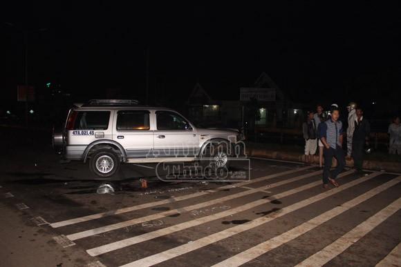 Bắt tài xế gây tai nạn rồi cố tình cán chết nữ sinh ảnh 1