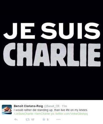 Nghi can 18 tuổi vụ thảm sát tòa soạn Pháp đầu hàng ảnh 11