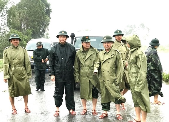 Tìm thấy thi thể Thiếu tướng Nguyễn Văn Man, Phó Tư lệnh Quân khu 4 ảnh 27