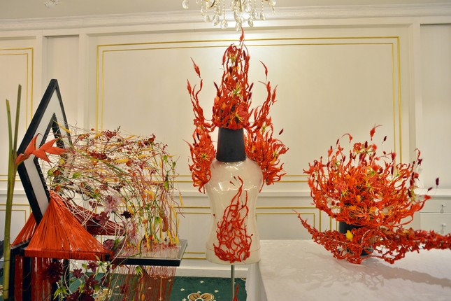 Ngắm những tác phẩm hoa nghệ thuật tuyệt đẹp ảnh 9