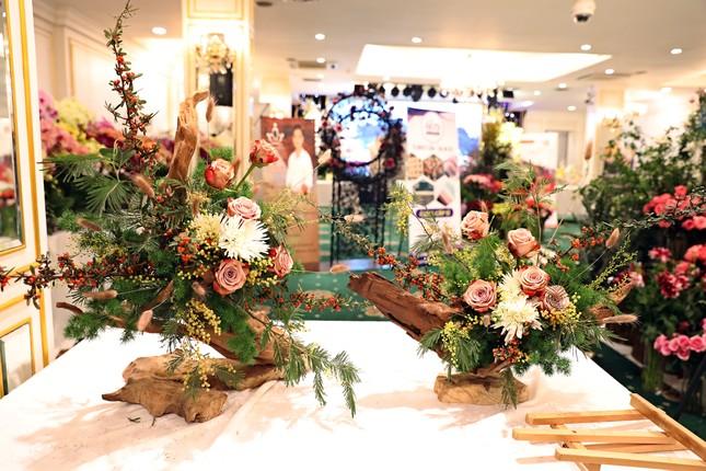 Ngắm những tác phẩm hoa nghệ thuật tuyệt đẹp ảnh 4