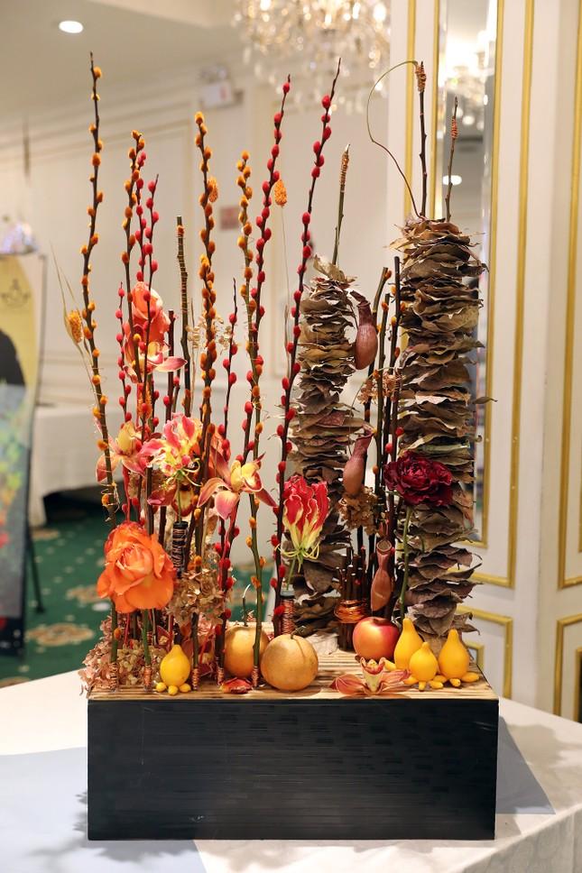 Ngắm những tác phẩm hoa nghệ thuật tuyệt đẹp ảnh 7