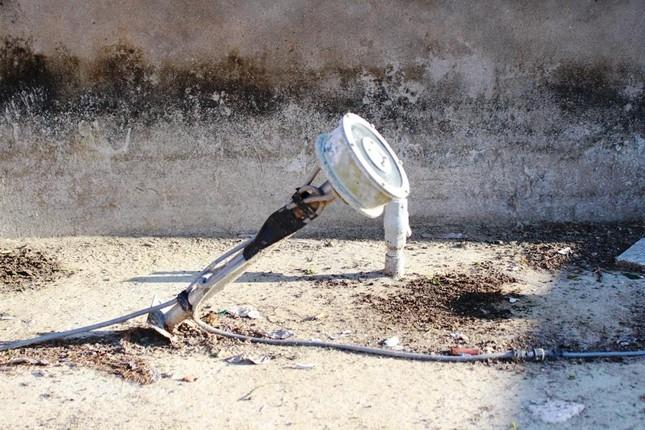 Công viên biển tiền tỉ ở Ninh Thuận hư hỏng ra sao? ảnh 10