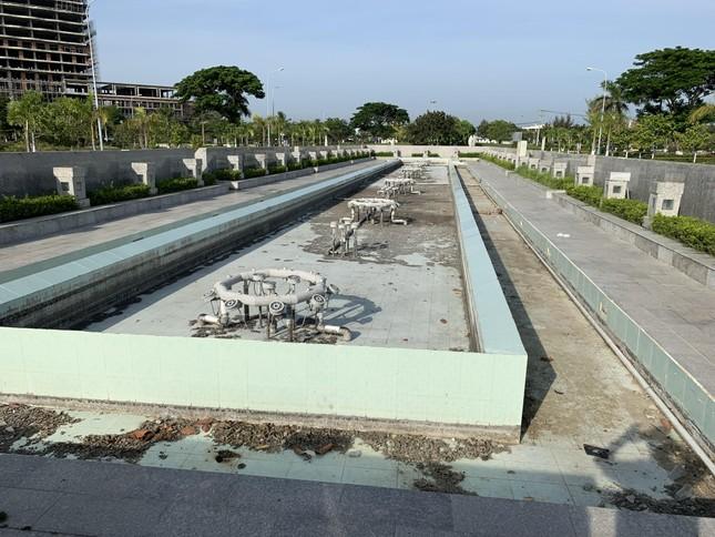 Công viên biển tiền tỉ ở Ninh Thuận hư hỏng ra sao? ảnh 3