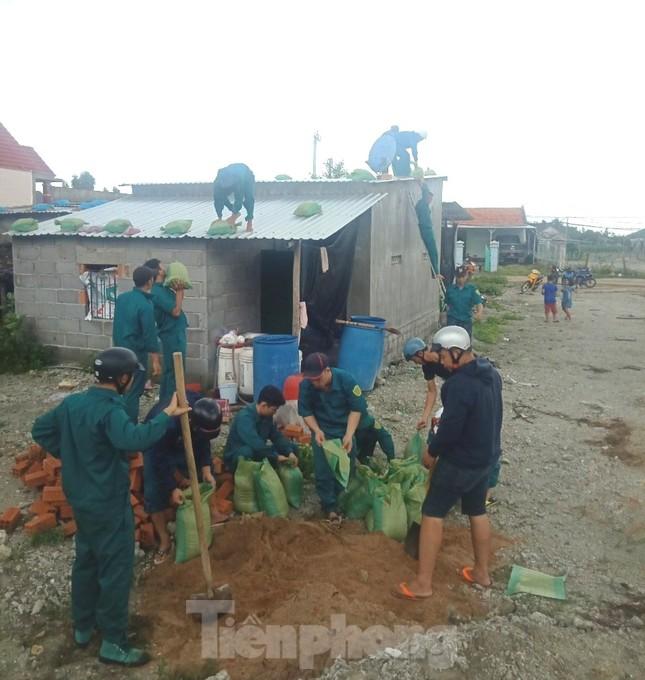Khánh Hoà sơ tán hơn 15.000 dân, sẵn sàng đối phó bão số 5 ảnh 2