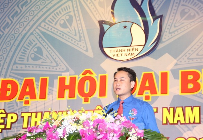 Anh Bùi Hoài Nam tái đắc cử chủ tịch Hội LHTN Việt Nam tỉnh Khánh Hoà ảnh 3