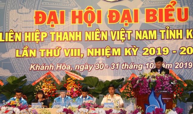 Anh Bùi Hoài Nam tái đắc cử chủ tịch Hội LHTN Việt Nam tỉnh Khánh Hoà ảnh 4