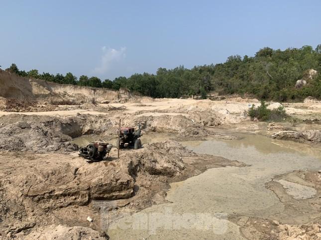 Khánh Hoà: Khai thác tài nguyên trái phép tràn lan, địa phương bỏ lơ? ảnh 4