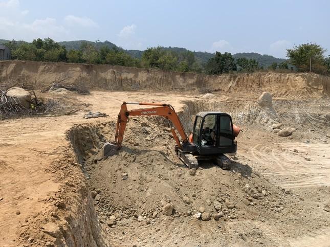 Khánh Hoà xử lý người đứng đầu để xảy ra khai thác khoáng sản trái phép ảnh 1