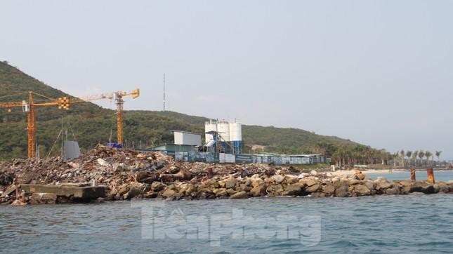 Phát hiện KDL Hòn Tằm Nha Trang tự ý lấn biển, chiếm hàng nghìn m2 đất trái phép ảnh 2