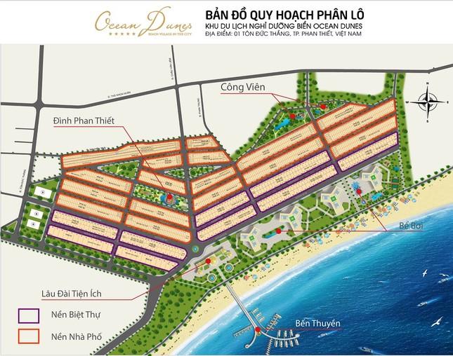 Tận thấy dự án sân golf Phan Thiết biến thành khu đô thị ảnh 1