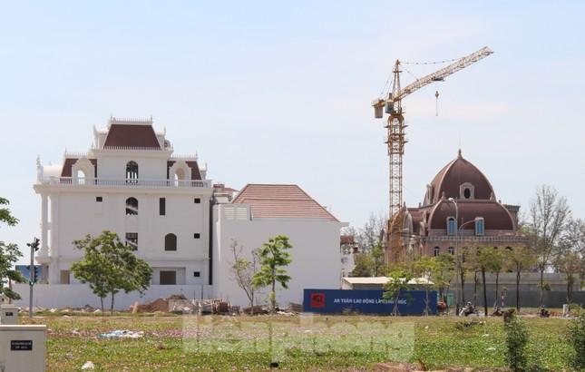 Tận thấy dự án sân golf Phan Thiết biến thành khu đô thị ảnh 14