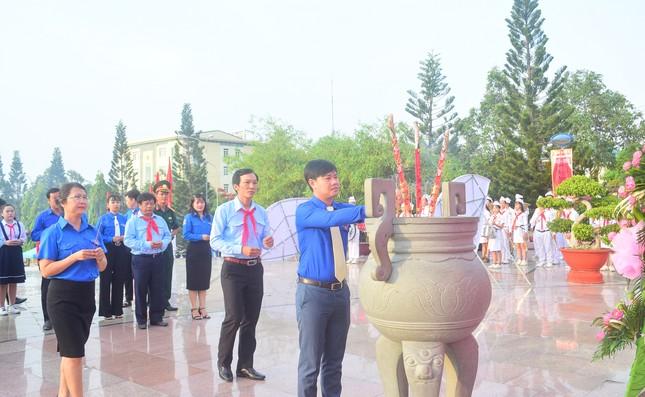 Khánh Hòa tuyên dương 130 đội viên tiêu biểu làm theo 5 điều Bác dạy ảnh 1