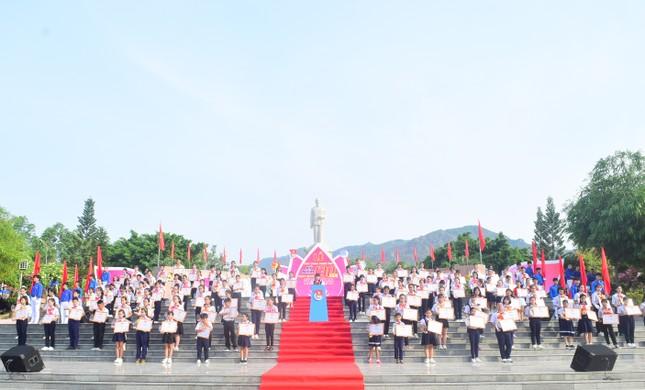 Khánh Hòa tuyên dương 130 đội viên tiêu biểu làm theo 5 điều Bác dạy ảnh 2