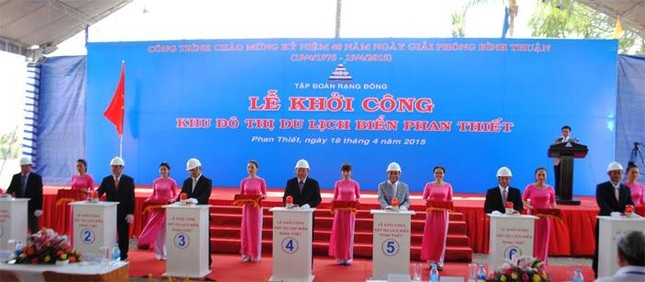 Biến sân golf Phan Thiết thành khu đô thị khi nợ gần nghìn tỷ tiền sử dụng đất ảnh 1