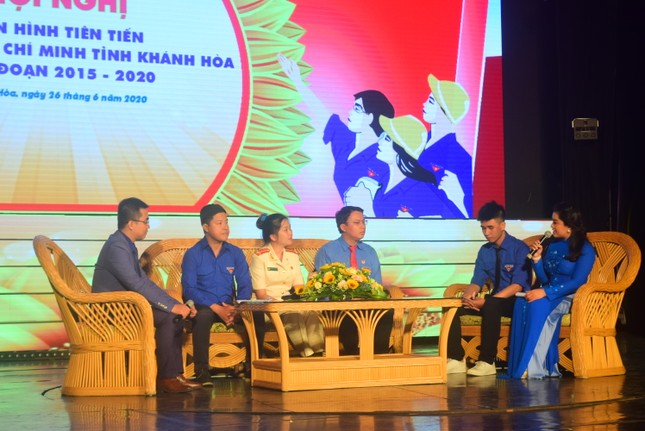 Tỉnh đoàn Khánh Hoà tuyên dương 53 cá nhân tiêu biểu phong trào thi đua yêu nước ảnh 2