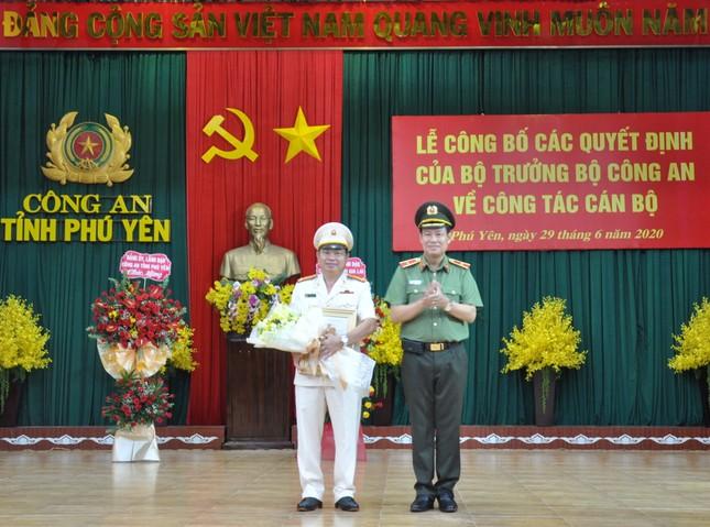 Phó giám đốc Công an Gia Lai làm Giám đốc Công an tỉnh Phú Yên ảnh 1
