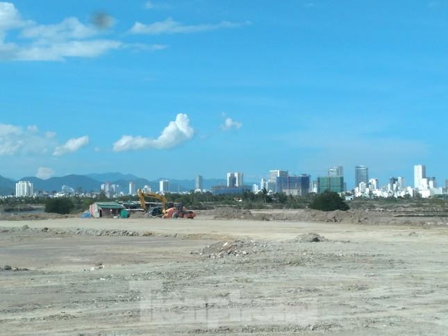 Chưa được giao đất, chủ khu đô thị sinh thái ở Khánh Hòa đã ồ ạt san lấp ảnh 3