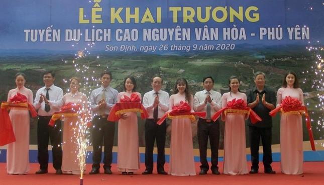 Phú Yên khai trương tuyến du lịch lên cao nguyên Vân Hoà ảnh 1