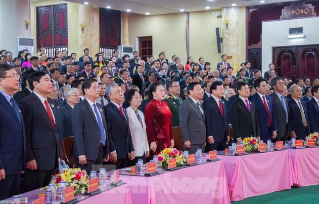Chủ tịch Quốc hội: Khánh Hoà cần phải phát triển mạnh kinh tế biển ảnh 3