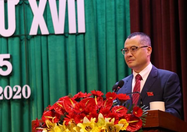 Bộ trưởng Bộ Quốc phòng dự Đại hội Đảng bộ tỉnh Phú Yên ảnh 1