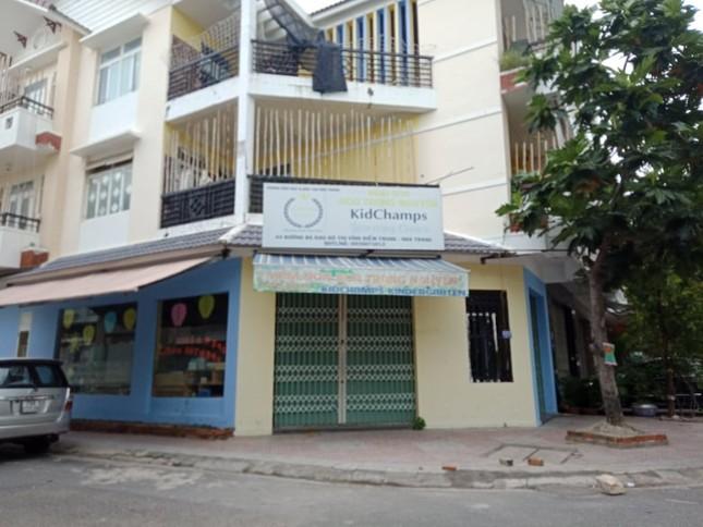 Nha Trang rút giấy phép cơ sở mầm non tư thục đánh 4 trẻ nhỏ ảnh 1