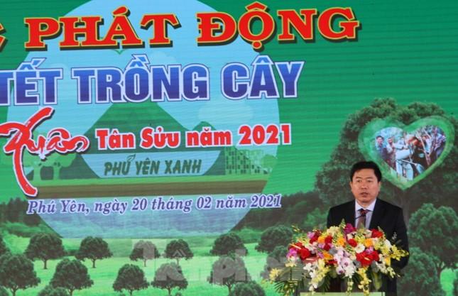 Thủ tướng Nguyễn Xuân Phúc: 'Mỗi người, mỗi nhà, mỗi cơ quan cùng gieo mầm xanh của sự sống' ảnh 1