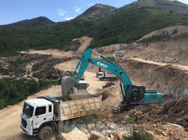 Dự án khu biệt thự hướng biển ở Nha Trang làm trên đất rừng, không có trong quy hoạch ảnh 3