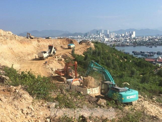 Dự án khu biệt thự hướng biển ở Nha Trang làm trên đất rừng, không có trong quy hoạch ảnh 4