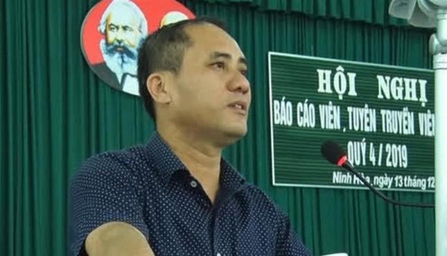 Công an Khánh Hoà điều tra nghi án Bí thư phường bị sát hại ảnh 1