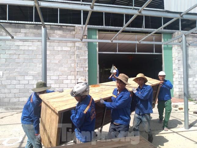 Cưỡng chế loạt cửa hàng xây trái phép tại Nha Trang chuyên đón khách Trung Quốc ảnh 4