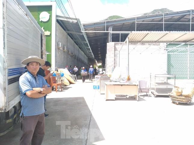 Cưỡng chế loạt cửa hàng xây trái phép tại Nha Trang chuyên đón khách Trung Quốc ảnh 3