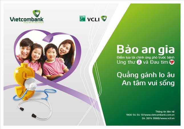 "Vietcombank ra mắt ""Bảo An Gia"" ảnh 1"