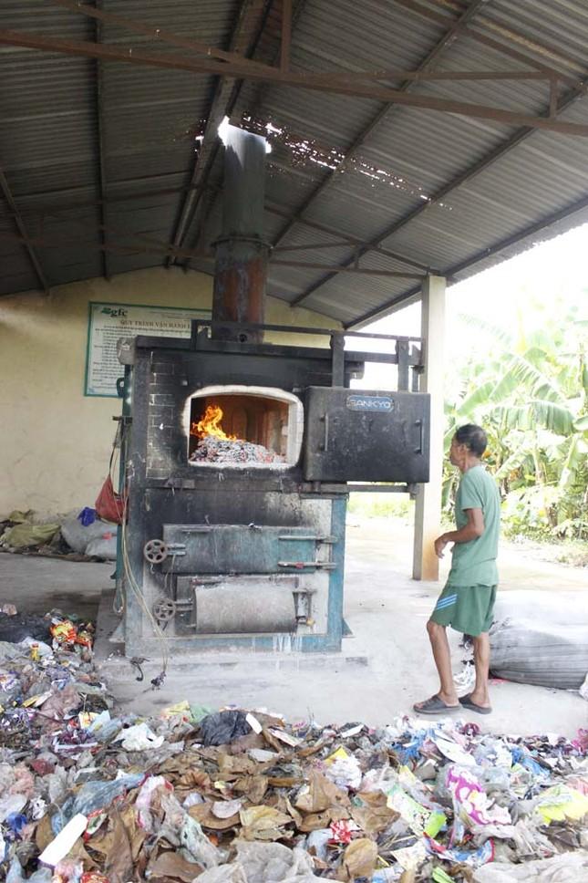 Rà soát lò đốt rác phát thải dioxin ảnh 1