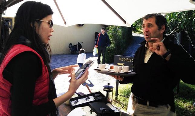 Bỏ Pháp về Lâm Đồng trồng cà phê ảnh 2