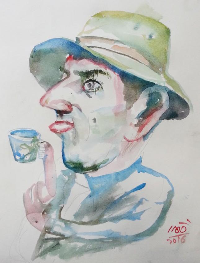 Bỏ Pháp về Lâm Đồng trồng cà phê ảnh 1