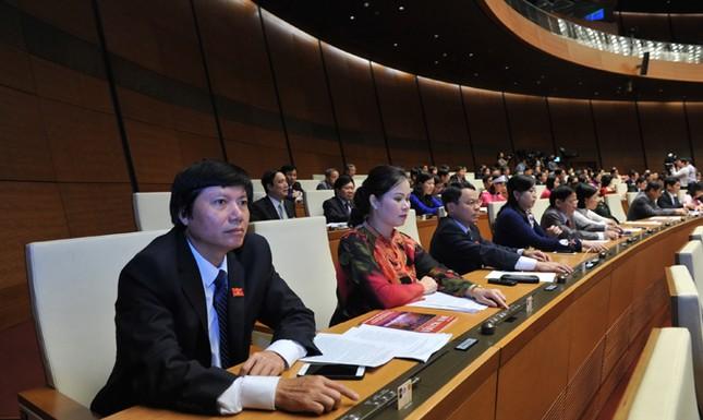 Quốc hội yêu cầu làm rõ vi phạm của ông Vũ Huy Hoàng ảnh 1
