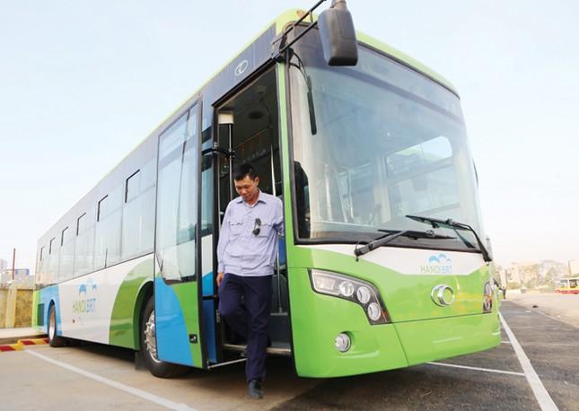 BRT hoạt động: Nâng tầm vận tải công cộng Thủ đô ảnh 1