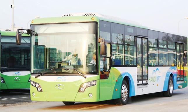 BRT hoạt động: Nâng tầm vận tải công cộng Thủ đô ảnh 3