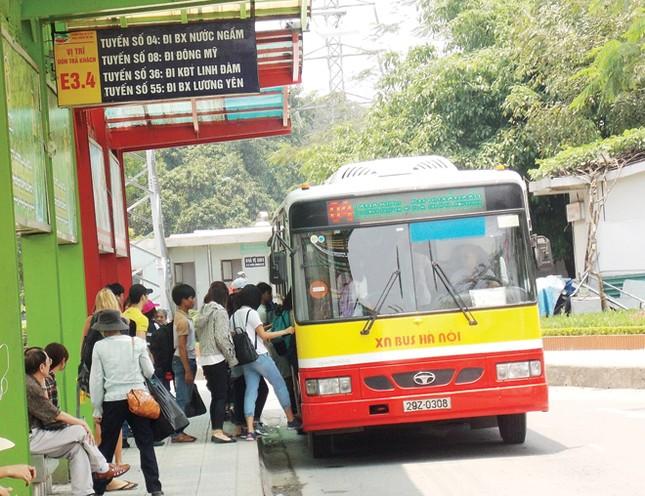 Vận tải công cộng Hà Nội đến năm 2030: Buýt vẫn là chủ công ảnh 1