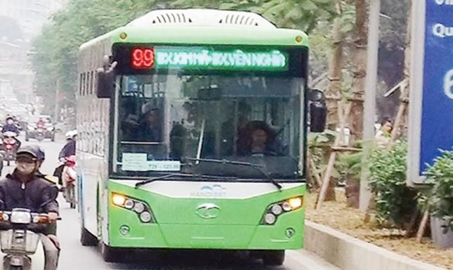 BRT hoạt động: Nâng tầm vận tải công cộng Thủ đô ảnh 2