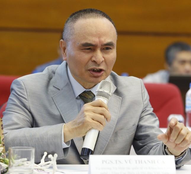 """PGS.TS Vũ Thanh Ca: """"Lấn biển ở Nha Trang là phạm luật"""" ảnh 1"""