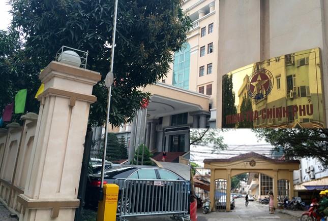 """Di dời trụ sở bộ ngành khỏi nội đô Hà Nội: Đua nhau bám trụ """"đất vàng"""" ảnh 1"""